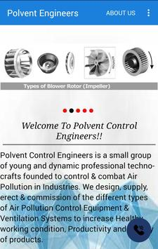 Polvent  Engineers poster