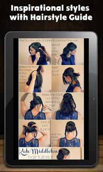 Hairstyle Guide poster