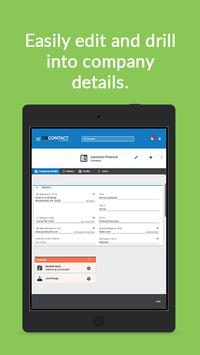 Oncontact CRM 10 apk screenshot
