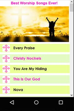 Best Worship Songs Ever screenshot 2