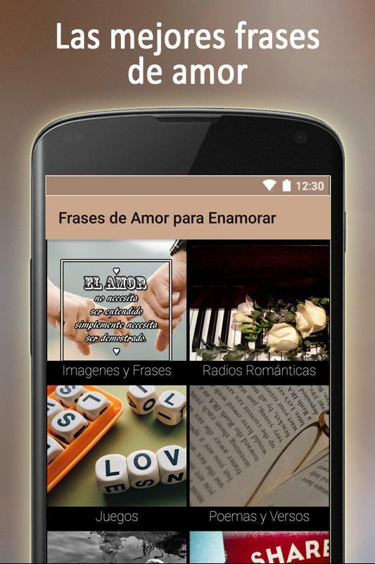 Frases De Amor For Android Apk Download