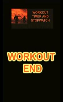 Workout stopwatch and timer screenshot 6