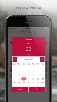 Workeefyer - Service Professional screenshot 2
