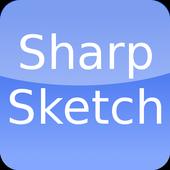 Sharp Sketch icon