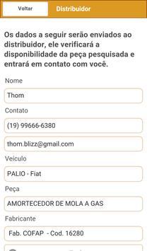 Guia de Peças apk screenshot