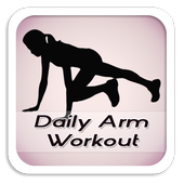 Daily Arm Workout Guide icon