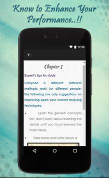Ideas For Successful Student apk screenshot