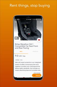Rent4Me - Rent Anything you want! screenshot 2