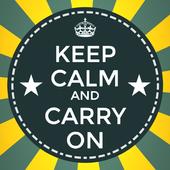 Keep Calm - Live Wallpaper icon