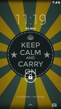 Keep Calm - Live Wallpaper screenshot 1