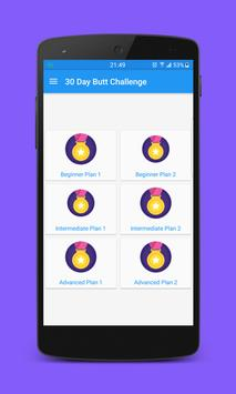 30 Day Abs Workout Challenge - How to get six pack screenshot 1