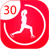 Fitness Challenge Legs Workout 30 day icon