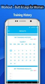 Fitness Challenge Legs Workout 30 day screenshot 6