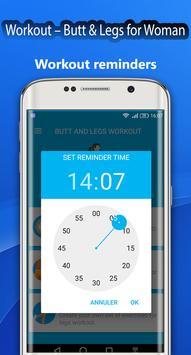 Fitness Challenge Legs Workout 30 day screenshot 3