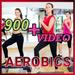 900+ Aerobics Dance Exercise