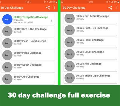 Home Workouts - For Men & Women apk screenshot