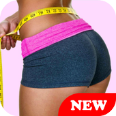 30 Day Buttocks Workout - Butt and Leg Workout icon