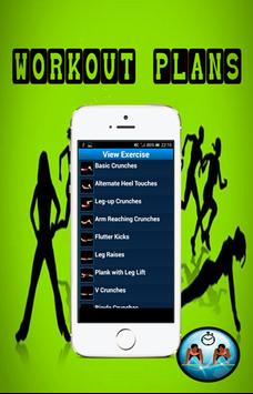 workout plans apk screenshot