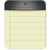 Notepad & To Do List icon