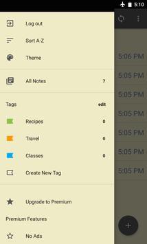 Notepad & To Do List apk screenshot