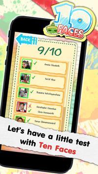 Tenfaces screenshot 2