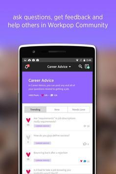 Job Search by Workpop apk screenshot