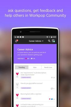 Job Search by Workpop screenshot 4