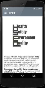 HSEQ GO poster