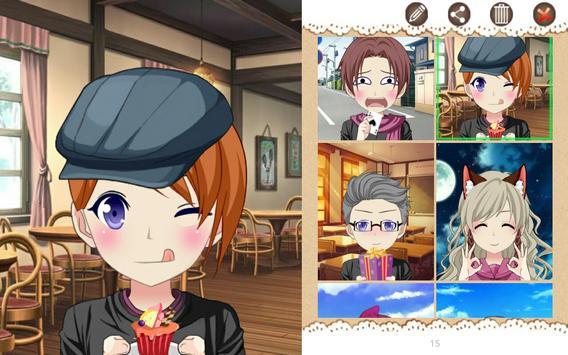Anime Avatar Studio screenshot 1