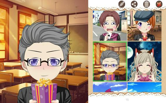 Anime Avatar Studio screenshot 2