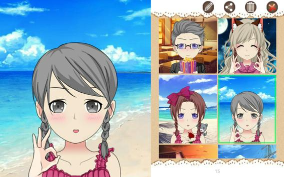 Anime Avatar Studio apk screenshot
