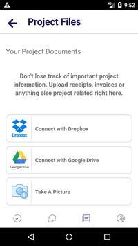 Workspace - Home Improvement Project Management apk screenshot
