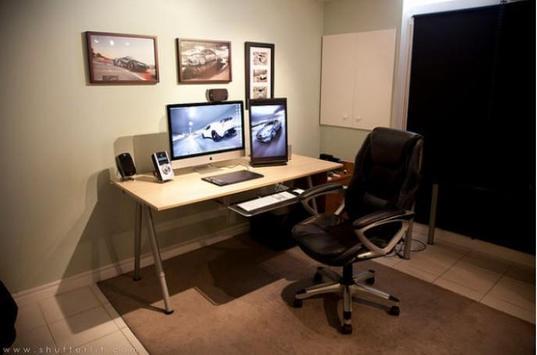 Workspace design screenshot 3