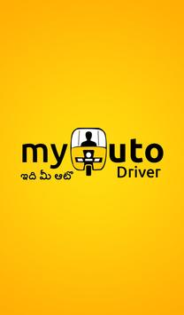 My Auto Driver poster