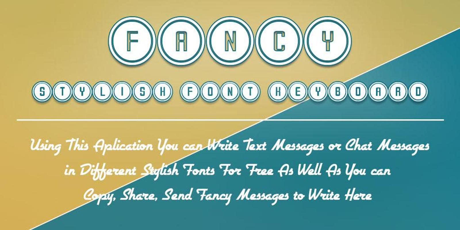 download fonts keyboard for android