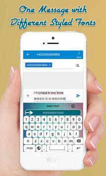 Fancy Stylish Fonts Keyboard - Fancy Text Keyboard screenshot 3