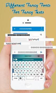 Fancy Stylish Fonts Keyboard - Fancy Text Keyboard screenshot 7