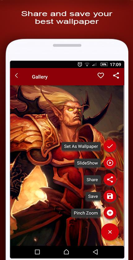 Wow Wallpaper For Android Apk Download