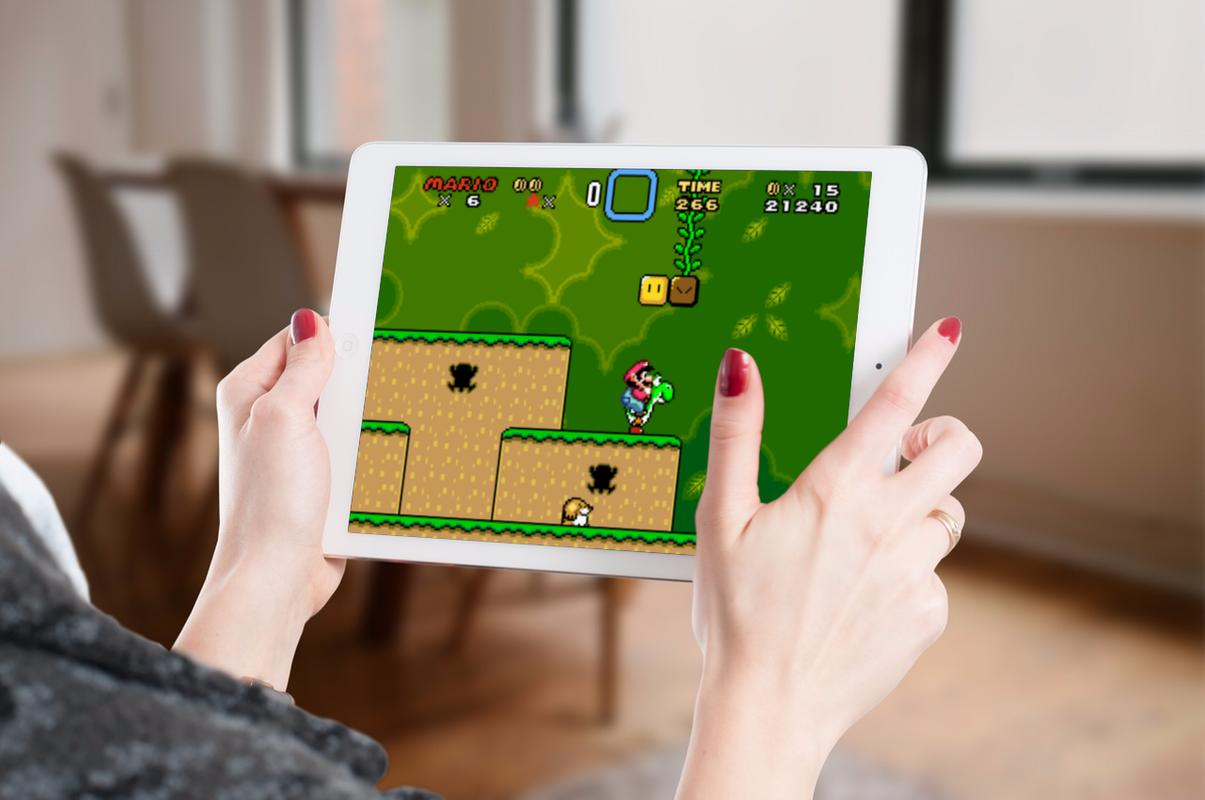 super mario world game for android free download