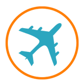 World Airports Schedule icon