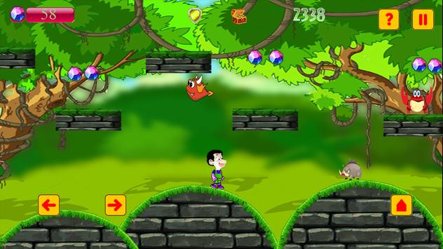 super bean run adventure world screenshot 4