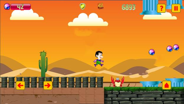 super bean run adventure world screenshot 3