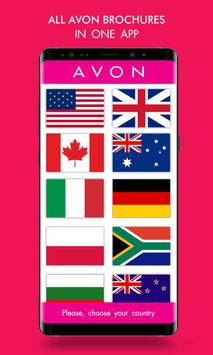 AVON Brochures - All Countries Catalogs poster