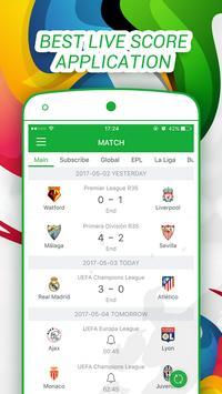 ScoreNow apk screenshot