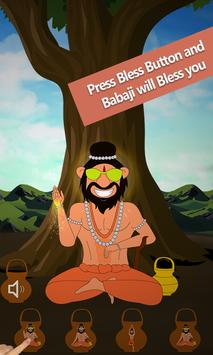 Talking Yog Guru Babaji Game screenshot 14