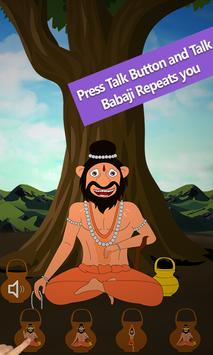 Talking Yog Guru Babaji Game screenshot 1