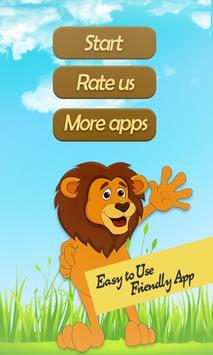 Talking Dancing Lion King poster