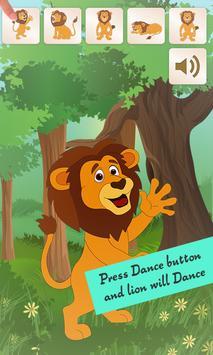 Talking Dancing Lion King screenshot 14