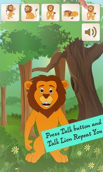 Talking Dancing Lion King screenshot 12