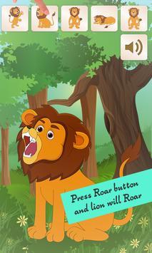 Talking Dancing Lion King screenshot 3